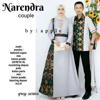 Nanedro couple.