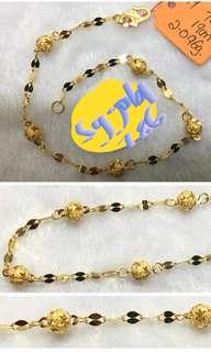 🚚 916 Gold Bracelet 19cm 👉ORDER NOW👈
