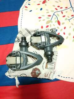 Time clipless pedals