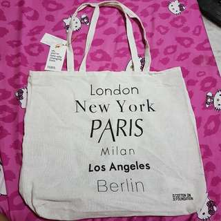 Cotton On Tote Bag