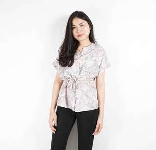 Willey Flower Blouse