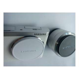 Kamera Samsung NX Mini Mirrorles White