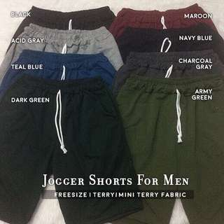 Jogger Shorts/Sweat Shorts for MEN