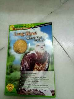 Malaysia Coin Card