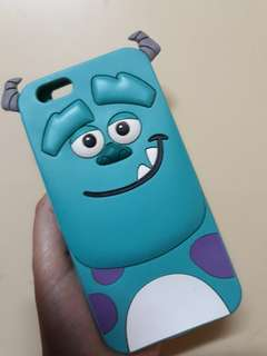 Case iphone 6 monster inc
