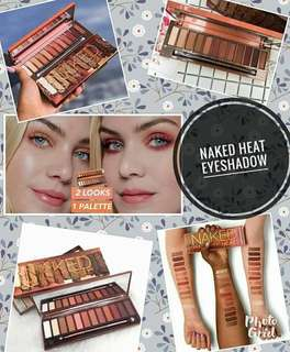 Naked Heat Eyeshadow