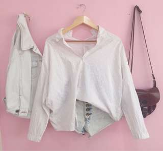 Polo offshoulder