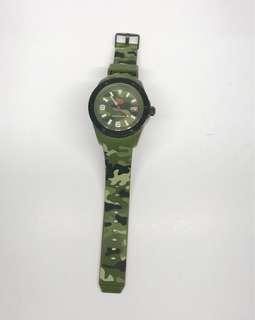 Ice Fire 迷彩手錶