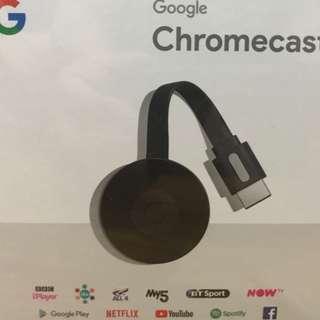 ChromeCast 2nd Generation Version 2.0