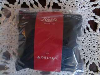Kiehl's Amenity Travel Kit Delta Airline Toiletries