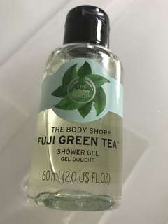 Body Shop Shower Gel (60ml)