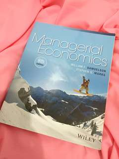 Preloved - Managerial Economics
