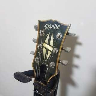 Orville les paul custom