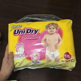 🚚 全新 未拆 褲型尿布 XL號22片 出清 男女童可用