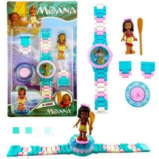 PO Moana lego watch