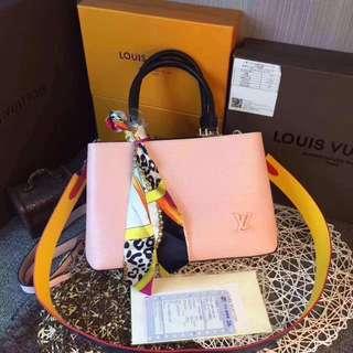 Louis Vuitton EPI KLEBER PM BAG M51333