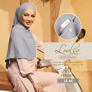 PREORDER Loulsa Shawl Naelofar Hijab