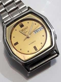 SEIKO 5 Automatic Watch 6309 584N R