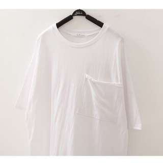 🚚 LULUS-單口袋寬鬆T恤