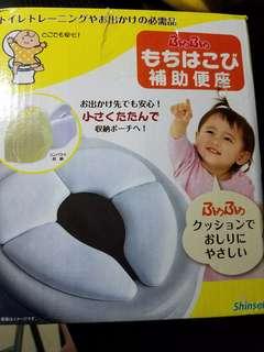 BB可攜式廁所坐墊