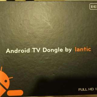 Android TV Dongle智慧電視棒