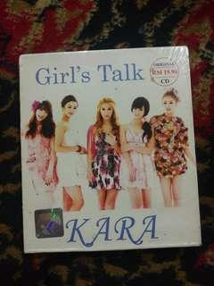 CD KARA - GIRL'S TALK