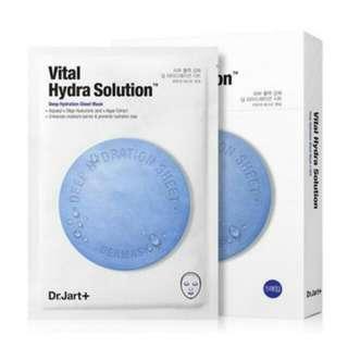 Dr Jart Masks - Vital Hydra Solution