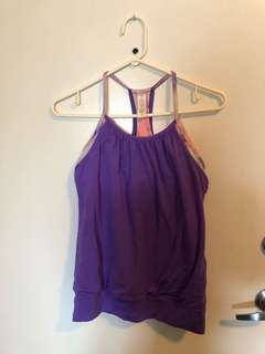 Ivivva workout top