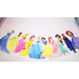 Disney Princesses Banner