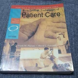 Principles & Techniques of Patient Care 3rd edition