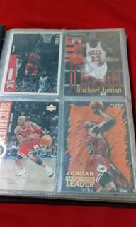Nba cards collection