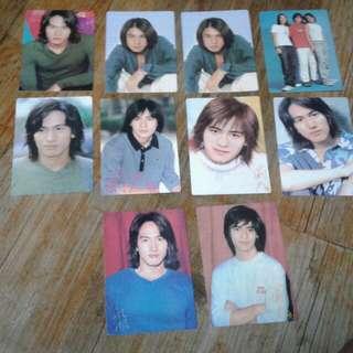 Very Rare F4/Meteor Garden Cards