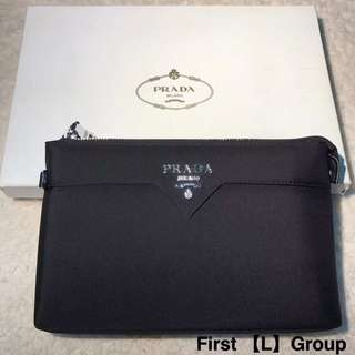 Ready stock - Prada Clutch