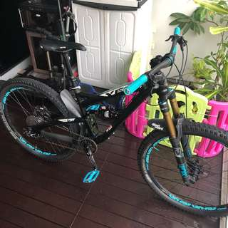 Yeti SB75 (Alum 27.5 Switch) full bike for sale