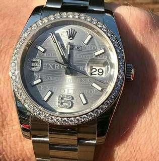 (求求求) Rolex 116244