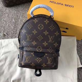 Lv Palm Spring mini Backpack