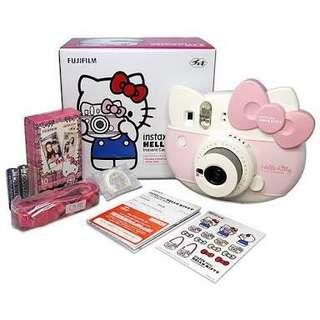 Fujifilm instax hello kitty