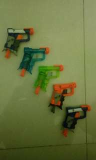 Nerf Jolts Collection