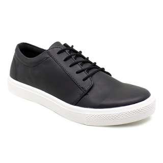 Sepatu sneaker pria BLAX Footwear - Arput Sin Black