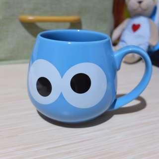 Cookie Monster Mug from USJ