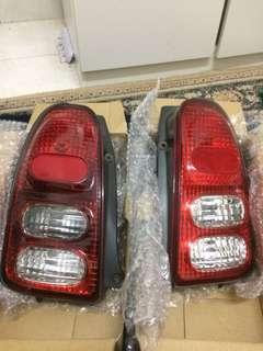 Lampu Belakang Perodua Kelisa