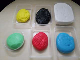 Ready-made Colored Fondant