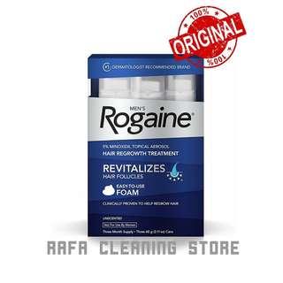 Rogaine Foam - Penumbuh Rambut / Bewok 100%ORI!