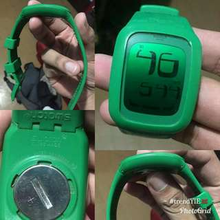 Pre-loved Swatch Touch