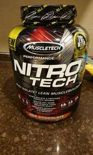 Nitrotech Protein Powder