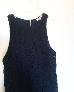 Juicy Couture Navy Dress