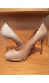 Aldo nude pumps Size 7.5