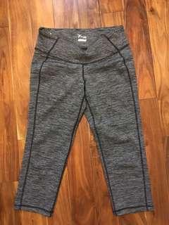 Grey women's workout tights size medium