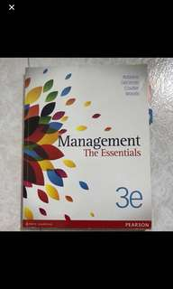 BUSM4192 Introduction To Management