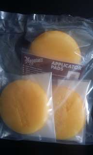 Meguiars Applicator Pads (Pack of 4)